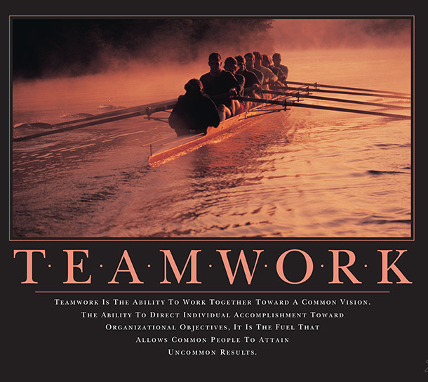 Teamwork | Dan Johnson's Blog